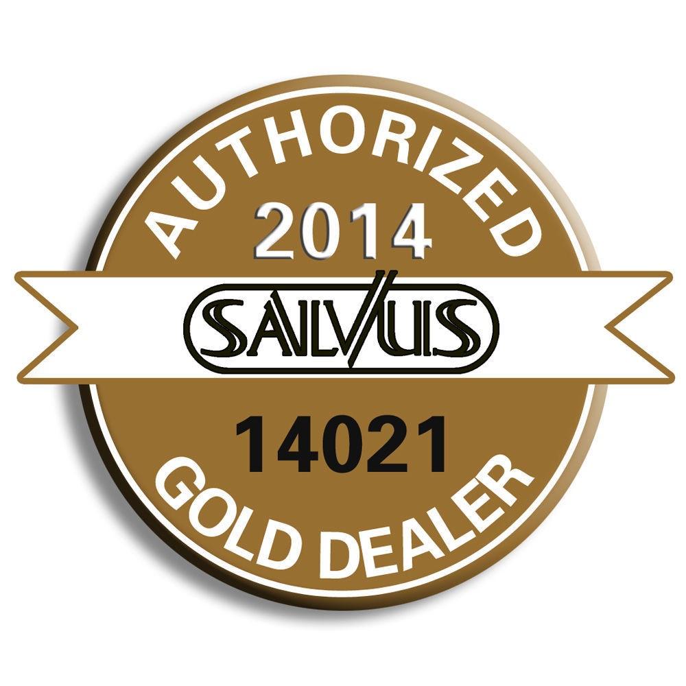Wij zijn Gold dealer voor Salvus kluizen