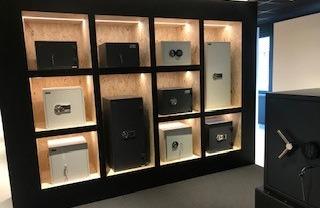 Kluizen showroom